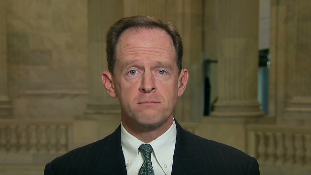 Toomey: Obama determined to increase tax