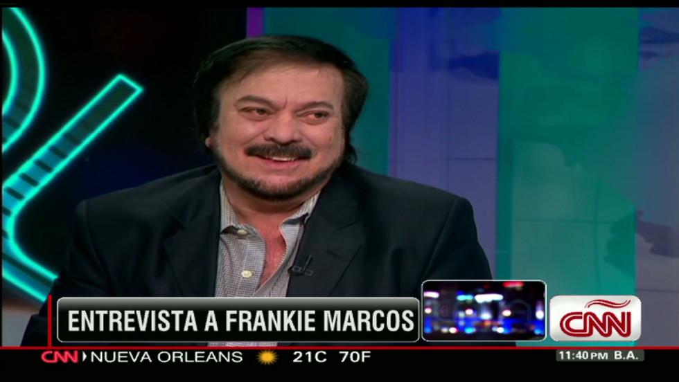 Frankie Marcos en Cala - CNN Video