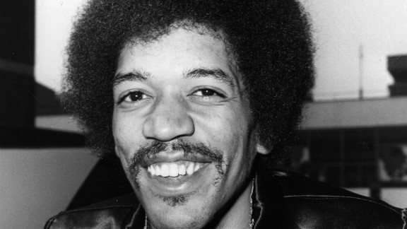 """Jimi Hendrix wasn't with us for long, but his influence both in life and in death is staggeringly broad. As <a href=""""http://lightbox.time.com/2012/11/27/happy-70th-birthday-jimi-hendrix-photos-of-an-incendiary-talent/#5"""" target=""""_blank"""" target=""""_blank"""">Time magazine</a> points out, you can hear him in everyone from Metallica to Prince to ZZ Top to the Red Hot Chili Peppers. The music and style legend would have turned 70 on Tuesday, November 27, and we're celebrating by looking back at Hendrix in his heyday."""