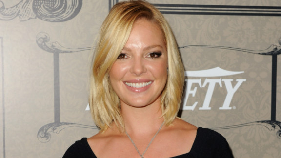 """In 2008, Katherine Heigl declined to put her name forward for Emmy consideration, complaining that """"Grey"""