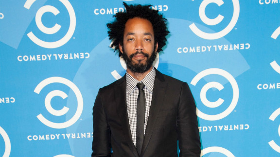"Writer/comedian Wyatt Cenac was a member of ""The Daily Show"" team both in front of and behind the camera for over four years, ending in 2012."