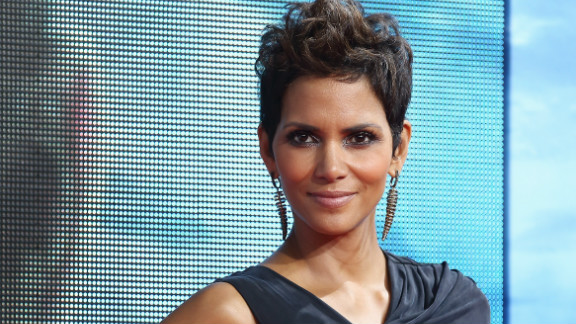 """Halle Berry was not immune to the bomb that was """"Catwoman."""" When she accepted a Razzie in 2005, she thanked """"Warner Bros. for putting me in a godawful piece of (expletive) movie."""""""