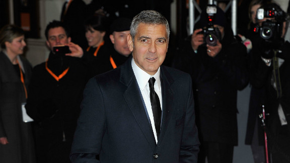 """The fourth """"Batman"""" film, """"Batman and Robin,"""" does not rank high up there for its star, George Clooney. """"I think we might have killed the franchise,"""" he said of the 1997 film."""