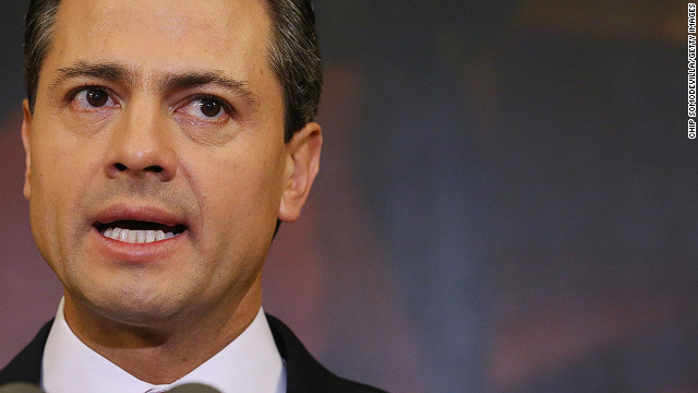 Mexico's new leader on U.S. relations