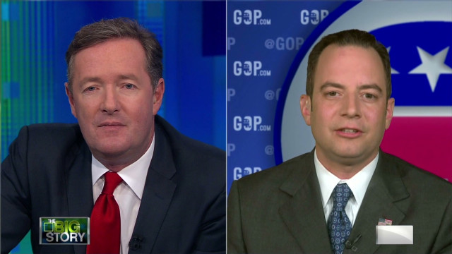 RNC Chairman talks fiscal cliff