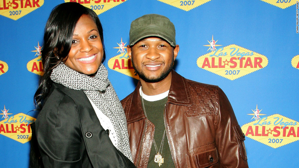 "The singer ultimately won custody of his two young sons with his ex-wife, but not without some drama in the courtroom that included <a href=""http://marquee.blogs.cnn.com/2012/05/23/usher-tears-up-in-court-over-custody-battle/"">Usher breaking down in tears</a> on the stand at one point during testimony."