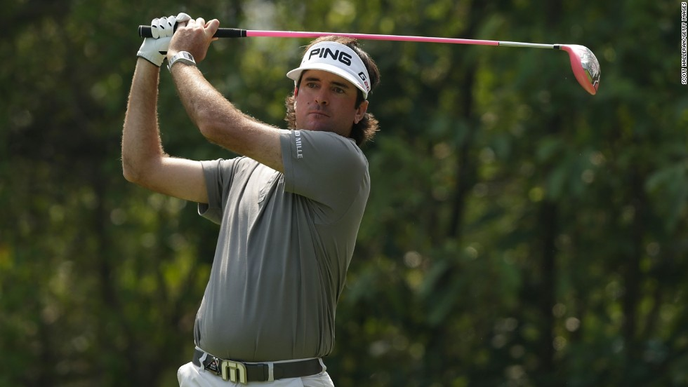 "2012 Masters winner Bubba Watson says he and his wife gave their lives to Jesus in 2004 when they were baptized together while dating. Watson is very public with his faith, often tweeting Bible verses. On Easter in 2012, Watson <a href=""http://edition.cnn.com/2012/04/10/sport/golf/golf-bubba-watson-internet-sensation/index.html"" target=""_blank"">tweeted ""To God be the Glory""</a> after his Masters win, and his wife tweeted a picture of her reading the Bible to their infant. The <a href=""https://twitter.com/bubbawatson"" target=""_blank"">golfer often uses the hashtag</a> #GodisGood."
