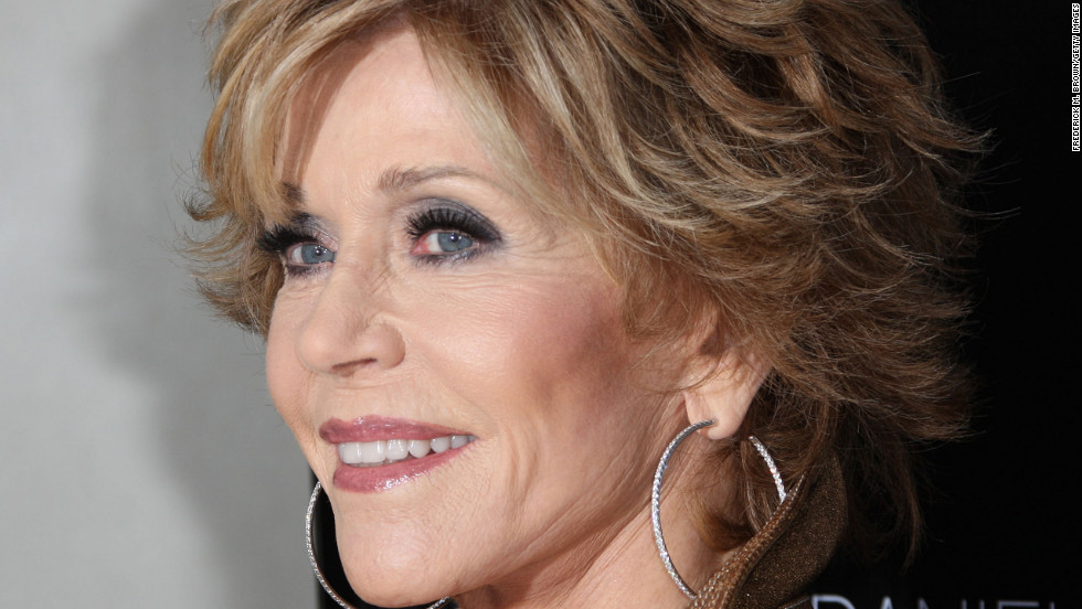 Actress Jane Fonda says she grew up an atheist with no exposure to church until her friends in Georgia taught her about Jesus. She says she became a Christian at the end of her marriage to Ted Turner in 2001.