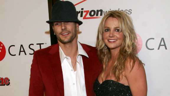 The courts awarded custody of Britney Spears' two sons to their dad, Kevin Federline, in 2007, and at one point Spears actually lost the right to visit the kids. Spears and Federline are said to be on better terms these days, and she is often photographed with their boys.