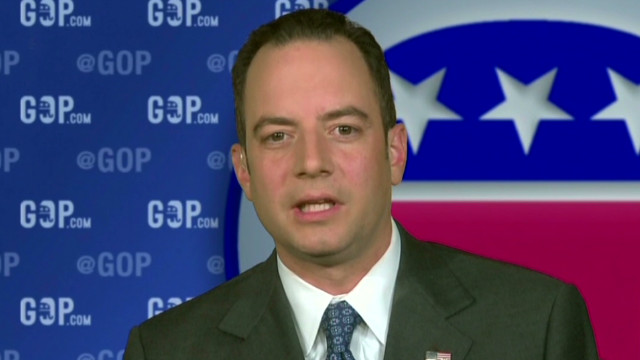 Reince Priebus on Romney and GOP future