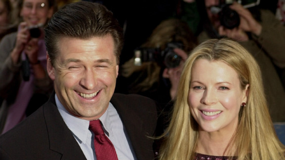 Baldwin had a contentious divorce from actress Kim Basinger in 2002, which included a custody battle over their daughter, Ireland. The pair had a passionate and stormy nine-year marriage.