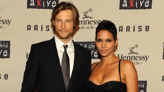 """Halle Berry and her daughter's father, model Gabriel Aubry, haven't had the easiest breakup since they split in 2010. <a href=""""http://www.cnn.com/2012/11/27/showbiz/halle-berry-fight/index.html"""" target=""""_blank"""">There was a nasty fight in 2012</a> between Berry's then-fiance, Olivier Martinez, and Aubry. In June 2014, the Oscar-winning actress was ordered to pay over $16,000 in child support each month to her ex."""