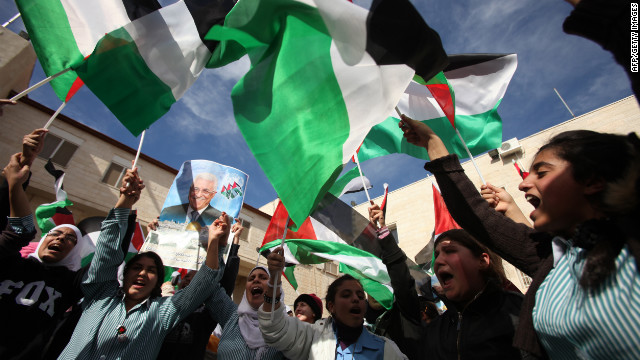 Palestinians push for U.N. status