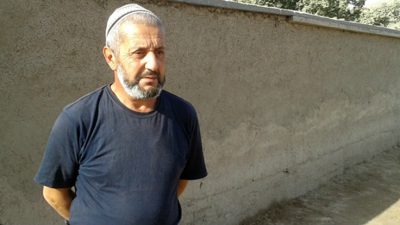 Tajikistan builder Zoirov Otakhon: I have a very difficult life. The flour price was 110 somoni ($23) last year - the same amount I earn from [selling] 600 bricks.