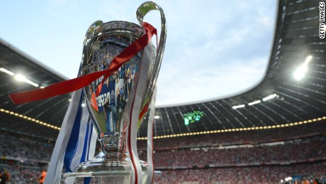 Champions League: Europe's top leagues to get four group-stage spots