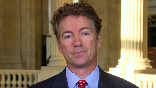 Sen. Rand Paul: Cut military spending