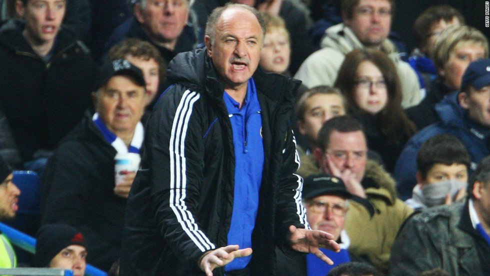 Chelsea's oligarch owner Roman Abramovich hired Scolari in 2008. Despite Scolari's Chelsea starting the season in fine attacking form, he was fired in February 2009 after a run of poor results.