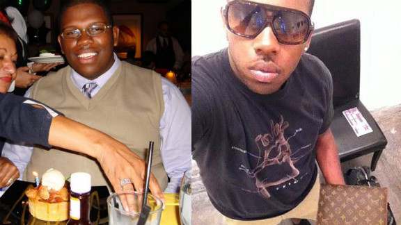 Darrin Cook grew up in New Orleans, where food was the center of his family's life. After evacuating for Hurricane Katrina, food became a comfort and a reminder of home. At his heaviest, Cook weighed 390 pounds. Between 2006 and 2010, he lost 175 pounds. Cook now weighs 240.