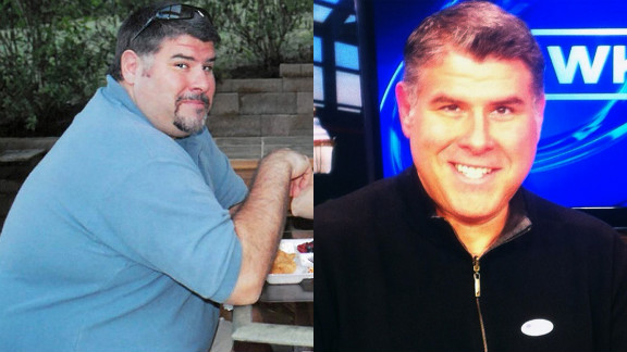 """Mark Rucker's friends call him """"The Beast"""" for a reason. Since February 2011 -- while dropping 100 pounds -- he's participated in a 5K, a 10K, a half-marathon, a marathon and an Ironman competition."""