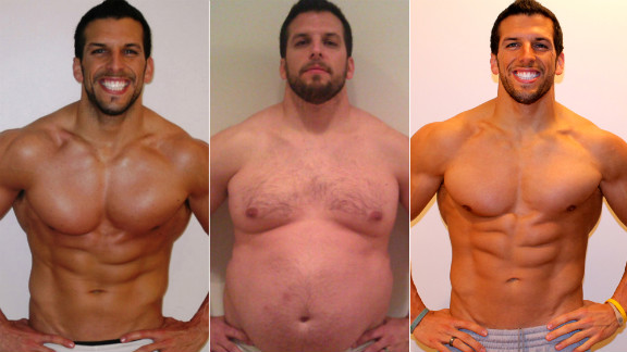 Drew Manning's story shocked America. The fitness trainer purposely put on 70 pounds last year, only to drop it all in six months. Manning said his goal was to understand better what his clients were going through as they struggled to lose weight.