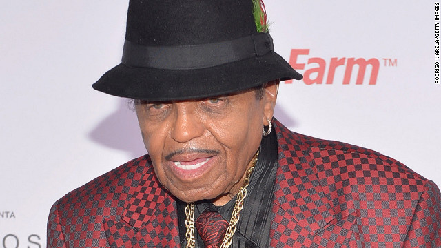 Joe Jackson suffered a stroke Thursday morning, a source close to the Jackson family said.