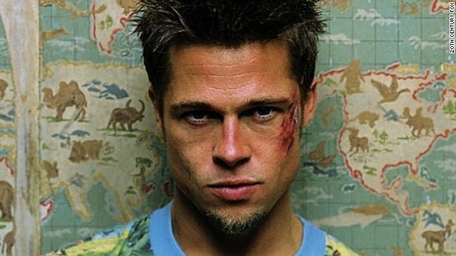 "Dean Obeidallah says Twitter exchanges often lead to fights reminiscent of the 1999 film ""Fight Club,"" which starred Brad Pitt."