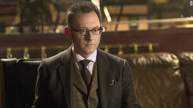 Actor Michael Emerson stars in CBS' 'Person of Interest.'