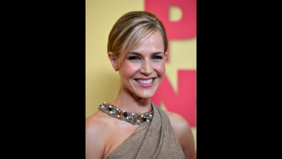 """Dexter"" actress Julie Benz is 40 this year."