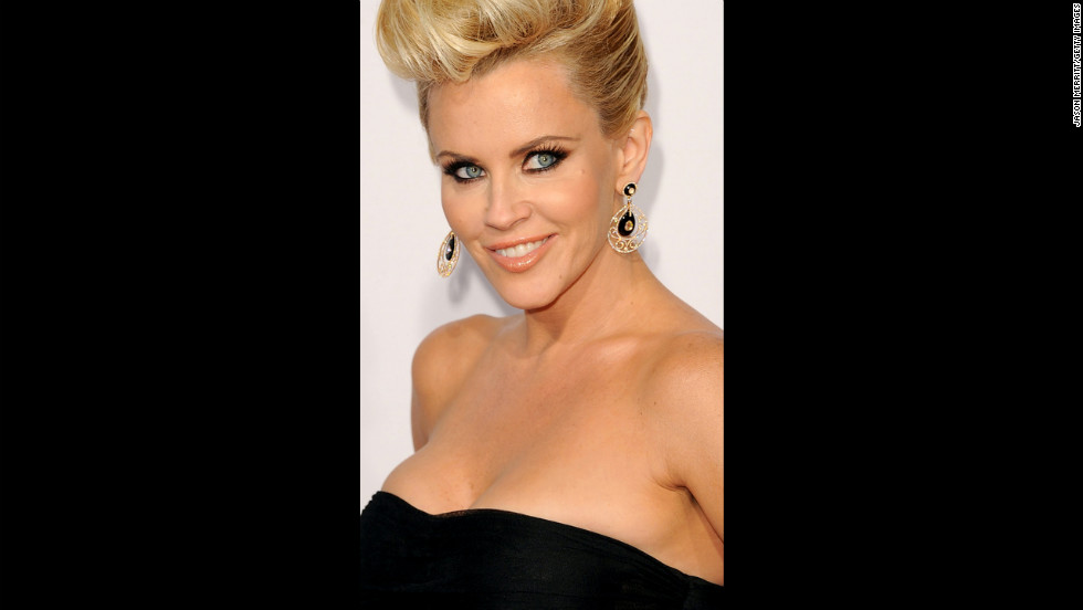 Actress Jenny McCarthy is 40 this year.