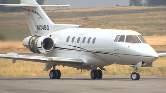 Analysts say Africa is a burgeoning market for private jets.