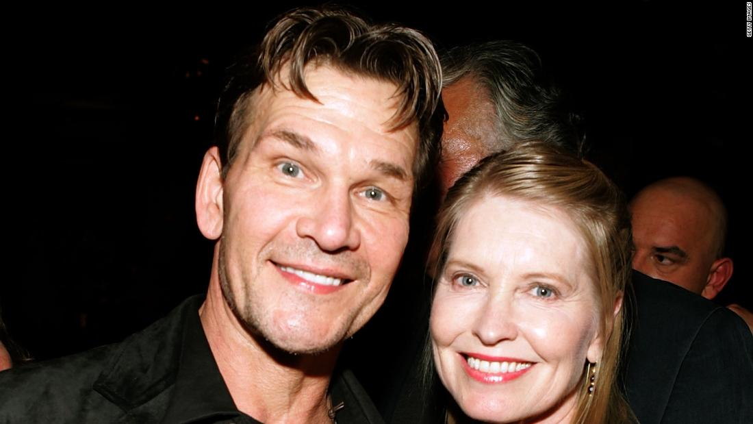 Patrick Swayze's widow Lisa Niemi opens up about life with the actor