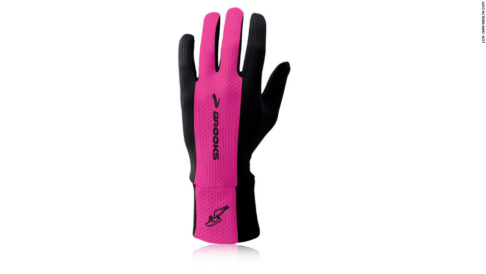 "Just because it's getting cold outside doesn't mean it's time to hang up those running shoes. The Brooks Infiniti Headband and Pulse Lite Gloves ($18 & $20, <a href=""http://www.brooksrunning.com"" target=""_blank"">brooksrunning.com</a>) will keep the joggers on your list comfortable as they head out on those frigid mornings. The super-breathable material staves off sweat as it protects against the cold."
