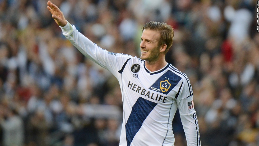 Major League Soccer has also seen a rise in shirt sponsorship income -- Los Angeles Galaxy signed a record deal with Herbalife that will last until 2022, valued at over $44m.