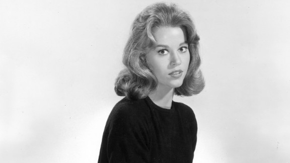 """This promotional studio portrait of Jane Fonda was for her first film, """"Tall Story,"""" in 1960."""