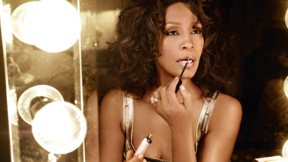 """A new book of photographs, """"Whitney: A Tribute to an Icon,"""" was released last week."""