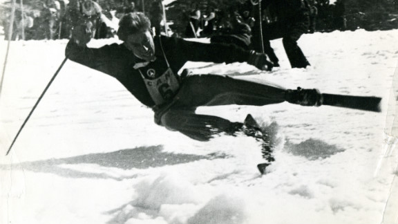 Henri Oreiller was the first Olympic champion to come from Val d