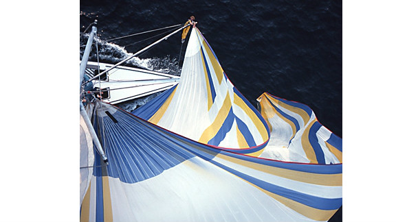 Kos is a household name in sailing photography circles, having been shortlisted for the prestigious British Sports Photography Awards, British Nautical Awards and exhibited at London