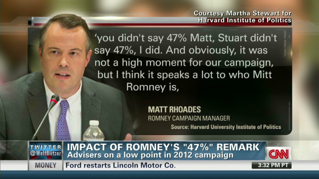 Obama, Romney war stories from campaign