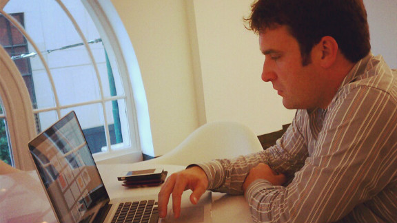 Chris Boyd is founder of Apptitude, a mobile-application development company based in New Orleans.