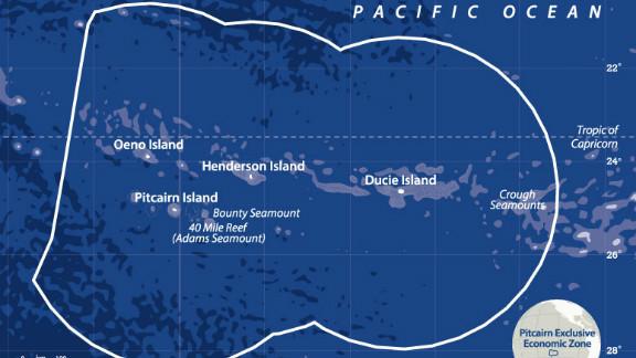 Pitcairn Exclusive Economic Zone