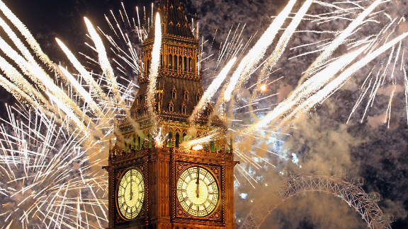 January 1: Fireworks light up the London skyline just after Big Ben struck midnight, kicking off 2012. Photographers worldwide captured deadly conflicts, devastating storms, presidential politics and other memorable moments throughout the year. Click through the gallery to see 2012 unfold from beginning to end.  Then check out 75 amazing sports moments you missed this year.