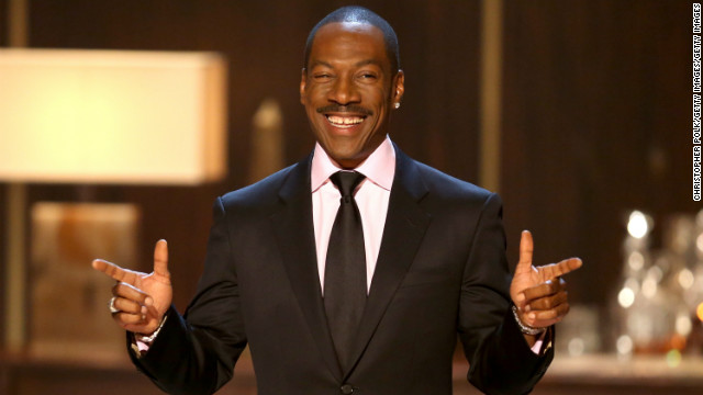 Eddie Murphy tops Forbes' list of the year's most overpaid actors.