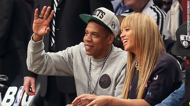 brand new ee9fd 71991 Jay-Z to sell his stake in NBA's Nets - CNN