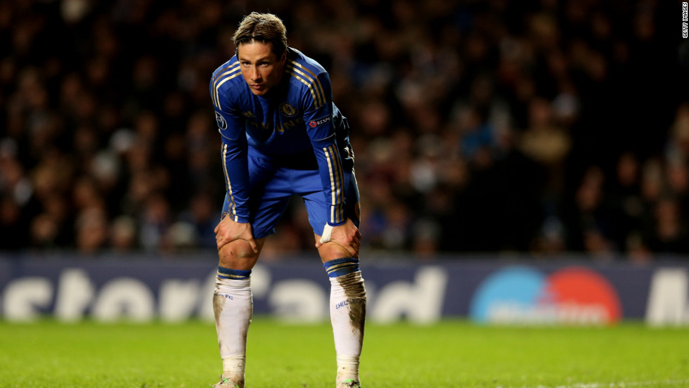 Fernando Torres scored twice as Chelsea crushed Danish side Nordsjaelland 6-1 at Stamford Bridge but it wasn't enough to save them from elimination from the Champions League. Juventus picked up a 1-0 win at Shakhtar Donetsk to secure its place in the last-16 and dump Chelsea into the Europa League.