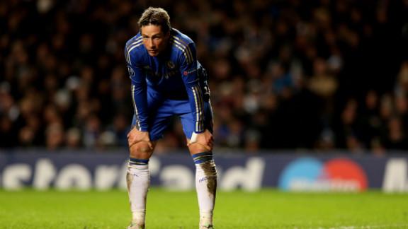 Fernando Torres scored twice as Chelsea crushed Danish side Nordsjaelland 6-1 at Stamford Bridge but it wasn