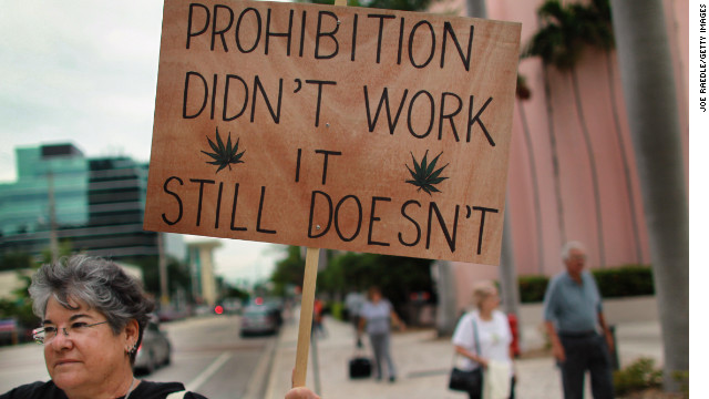 War on drugs a trillion-dollar failure