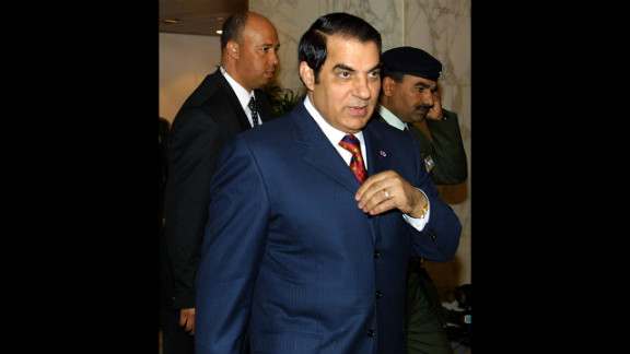 In January 2011, in Tunisia, President Zine El Abedine Ben Ali, who had ruled since 1987, became the first of several long-presiding dictators in the region to abdicate his office.