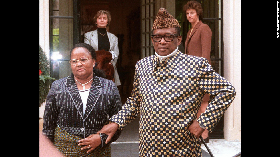 The father of Congolese President Joseph Kabila led a revolution against long-time strongman Mobutu Sese Seko in 1997, when the central African nation was known as Zaire. Mobutu had ruled Zaire for 32 years. He fled first to Togo, and then to Morocco, during the Laurent Kabila-led uprising. In failing health, Mobutu died just months after Morocco granted him asylum.