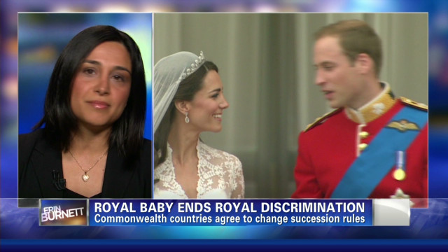 Royal baby mania gripping Britain