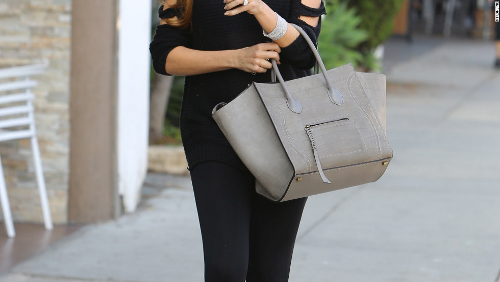 Sofia Vergara heads out in Beverly Hills.